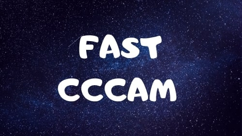 cccam fast
