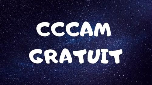 cccam gratuit